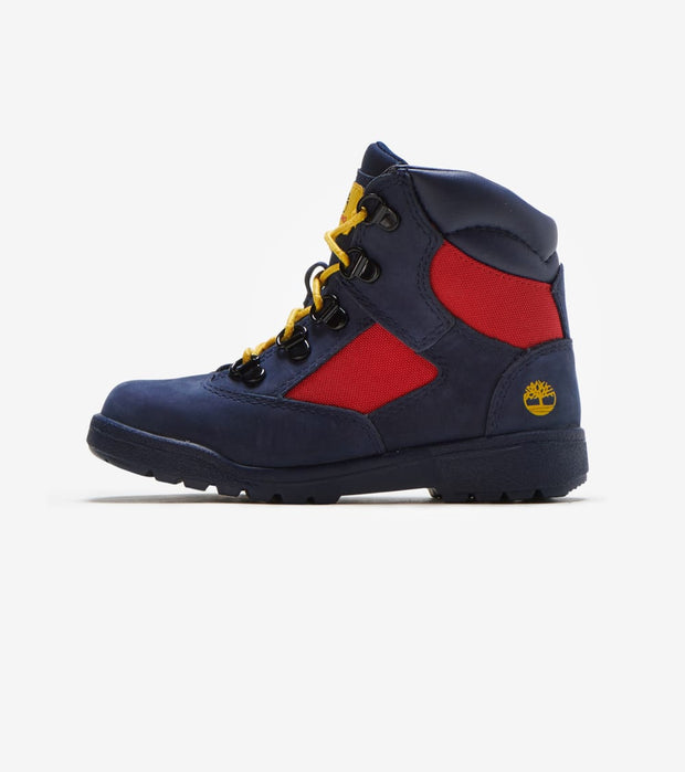 "Timberland  6"" Field Boot  Navy - TB0A1UAW019 