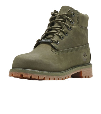 "Timberland  6"" Premium Boot  Green - TB0A1VJRA58 