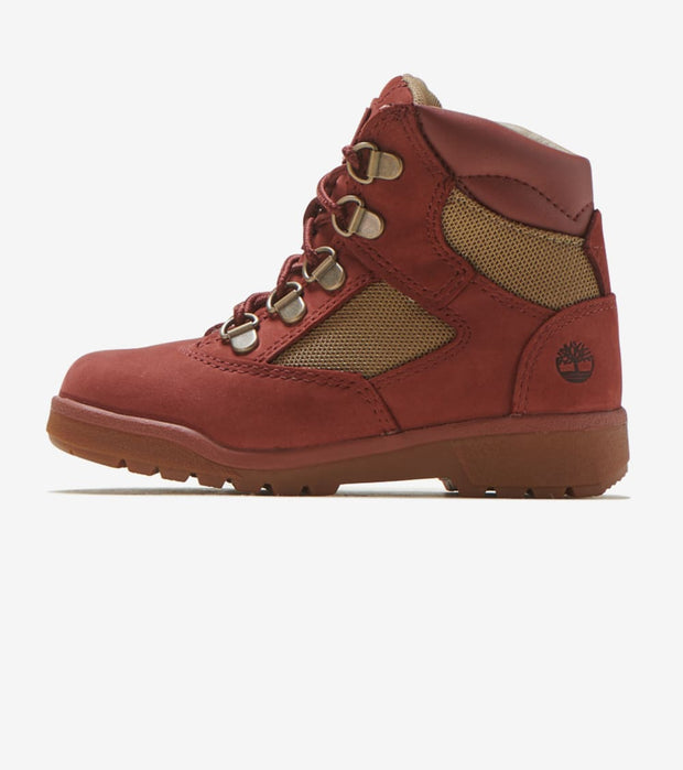 Timberland  6 Inch Field Boot  Red - TB0A21RXV17 | Jimmy Jazz