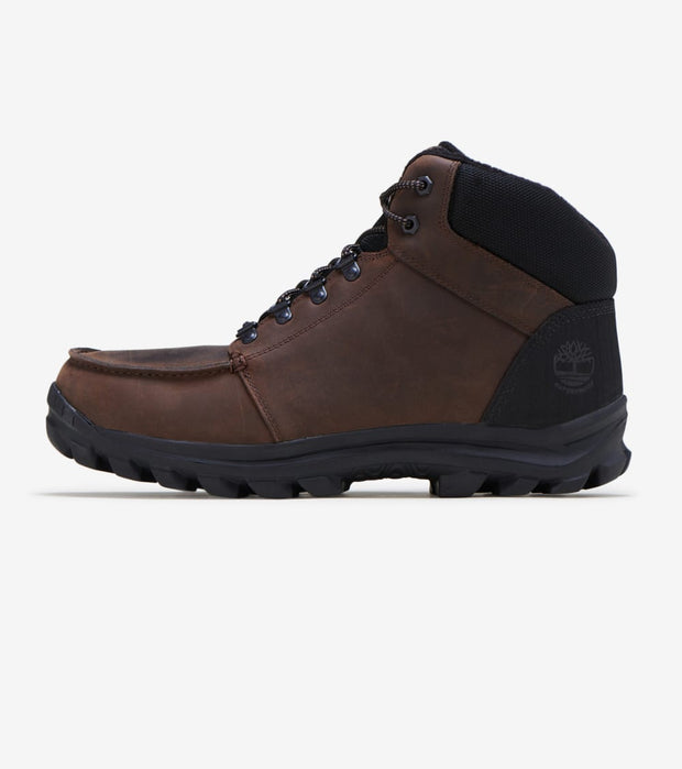 Timberland  Mesh materials throughout tongue and sides  Brown - TB0A23MP242 | Aractidf