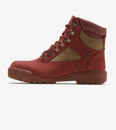 Timberland  6 Inch Field Boot  Red - TB0A23Z9V17 | Jimmy Jazz