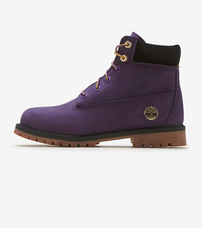 "Timberland  6 Inch Premium ""Lakers""  Purple - TB0A2872527 