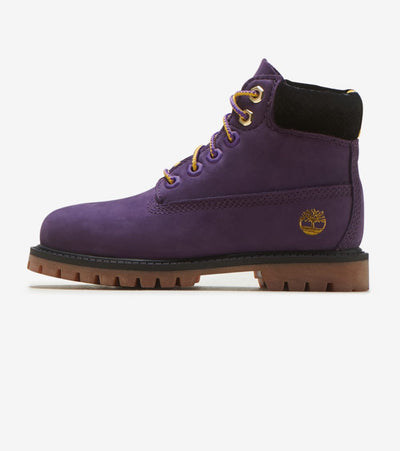"Timberland  6 Inch Premium ""Lakers""  Purple - TB0A2936527 