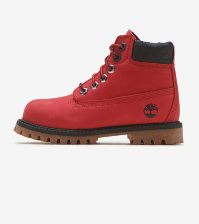 Timberland  6 Inch Premium  Red - TB0A293SP92 | Jimmy Jazz