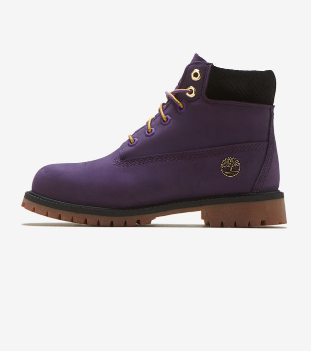"Timberland  6 Inch Premium ""Lakers""  Purple - TB0A294F527 