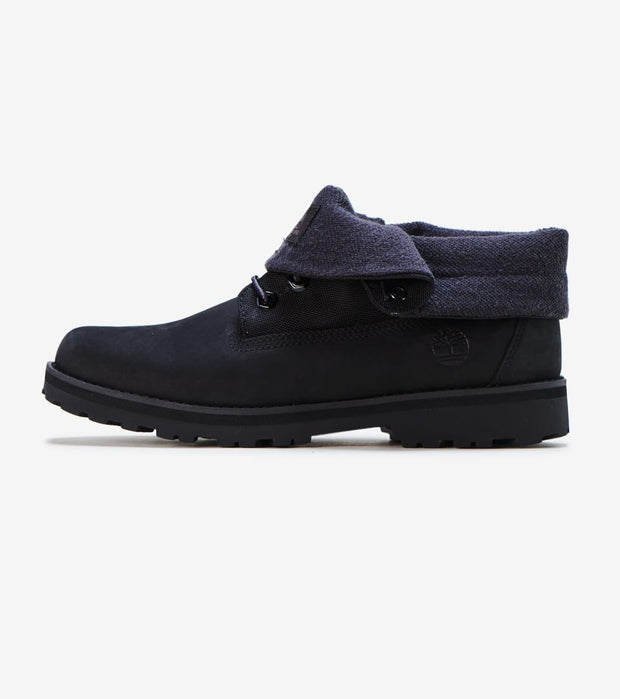 Timberland  Roll- Top Boot  Black - TB0A2BGJ001 | Jimmy Jazz