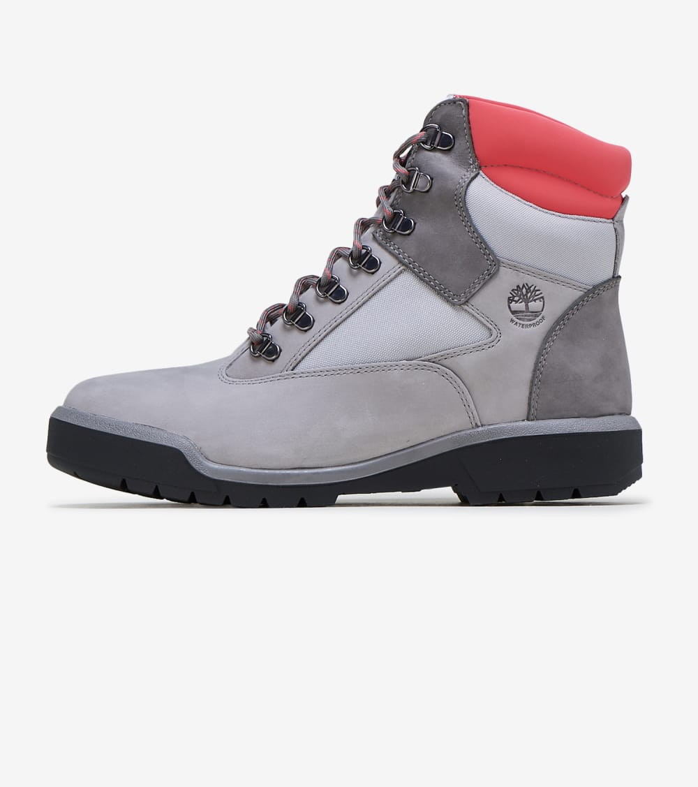 Timberland  6 Inch Field Boots  Grey - TB0A2JFE085 | Jimmy Jazz