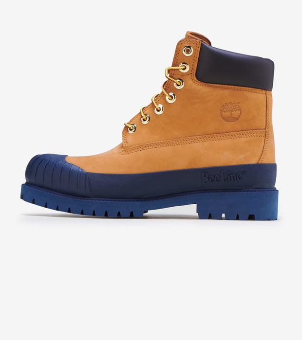 Timberland  BBC 6 IN Premium Rubber Toe Boot  Brown - TB0A2M3W231 | Iicf