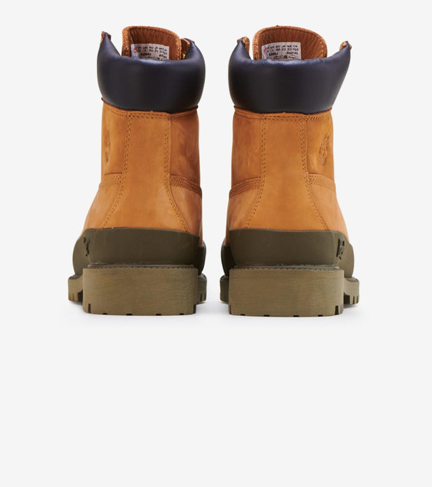 Timberland  6 IN Premium Rubber Toe Boot  Brown - TB0A2M4J231 | Jimmy Jazz