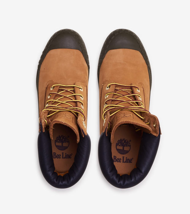 Timberland  BBC 6 IN Premium Rubber Toe Boot  Brown - TB0A2M4J231 | Iicf
