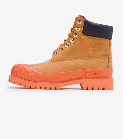 Timberland  BBC 6 IN Premium Rubber Toe Boot  Brown - TB0A2M56231 | Iicf