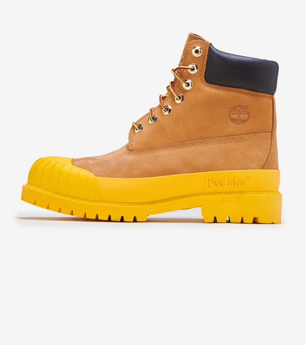 Timberland  BBC 6 IN Premium Rubber Toe Boot  Brown - TB0A2M5S231 | Iicf