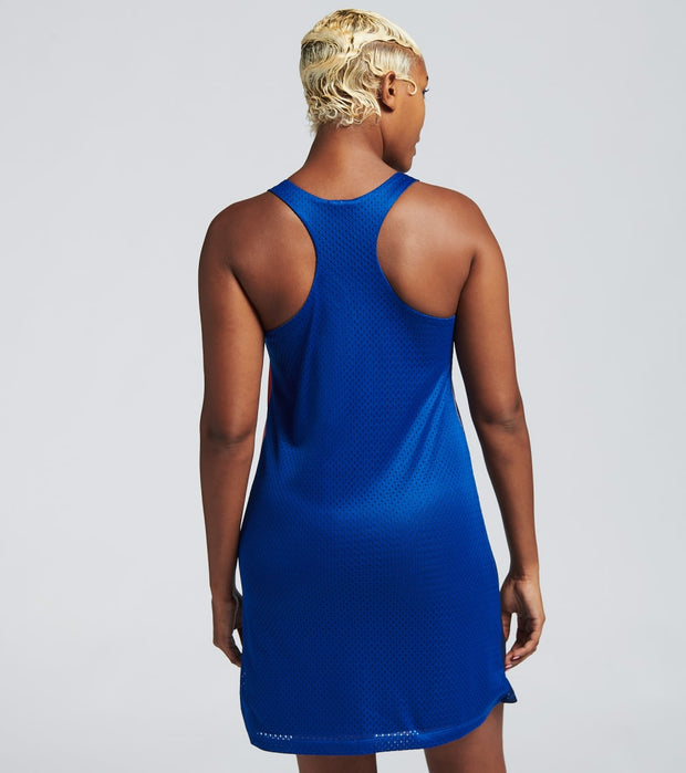 Mitchell And Ness  Reversible Mess Tank Dress Sixers  Blue - TDRSEL18133-P76ROYA | Jimmy Jazz