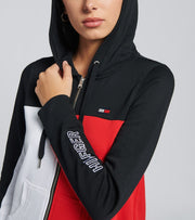 Tommy Hilfiger  Full Zip Hoodie  Black - TP04666J-BLK | Jimmy Jazz