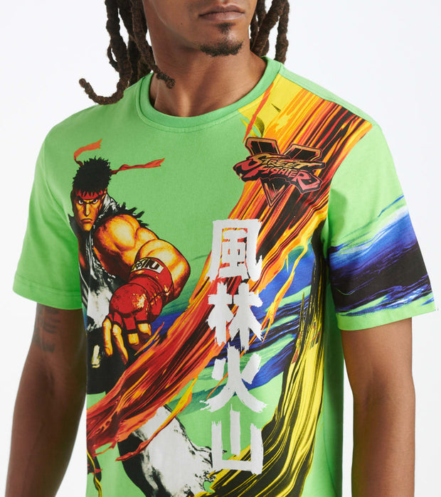 DE.KRYPTIC  Ryu Tee  Green - TS8N99SFC-NGN | Jimmy Jazz