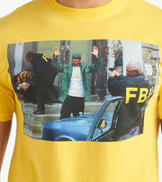 Dumbgood  Empire Tee  Yellow - TS8R51MRX-YEL | Jimmy Jazz