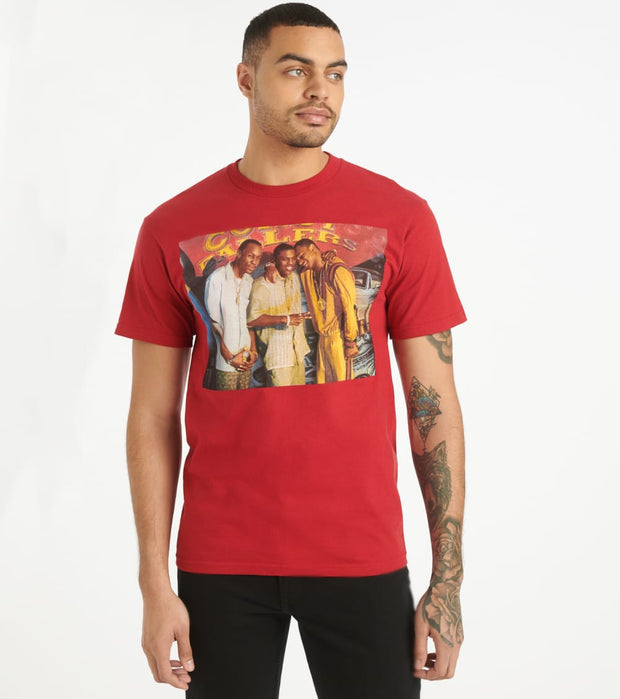 Dumbgood  Club Tee  Red - TS92BTMRX-RED | Jimmy Jazz