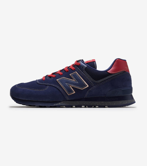 "New Balance  574 KL ""Inspire The Dream""  Navy - U574BHM 