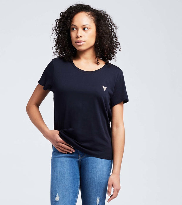 Guess  Guess Logo Baby Short Sleeve Tee  Black - W0GI64R9I50-G70S | Aractidf