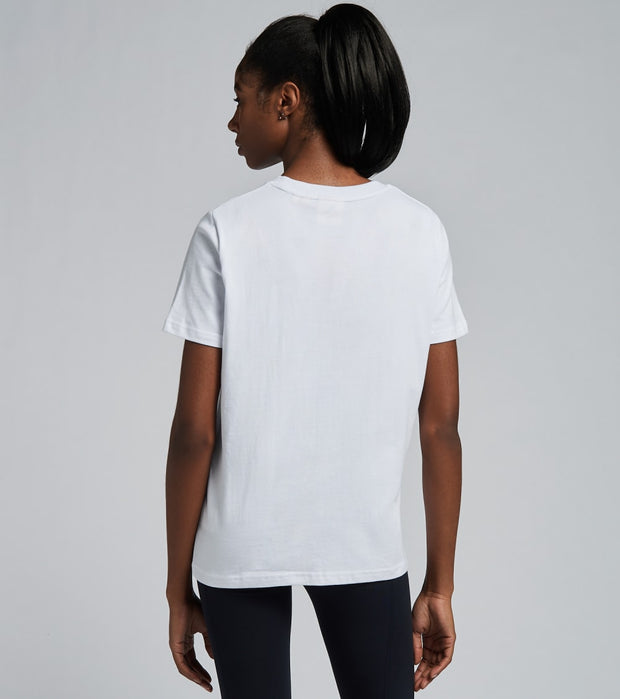 Superdry  Sportstyle Chenille Tee  White - W1010492A-OPT | Jimmy Jazz