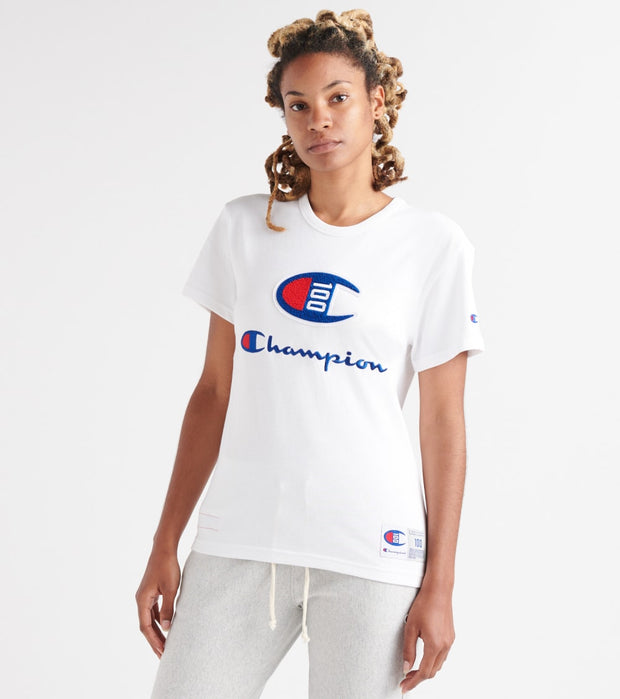 Champion  CenturyTee  White - W4332550154-045 | Jimmy Jazz