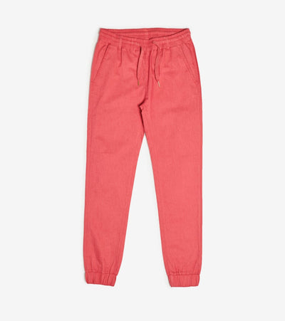 Essentials  Super Stretch Twill Joggers  Pink - WJP10-PNK | Jimmy Jazz