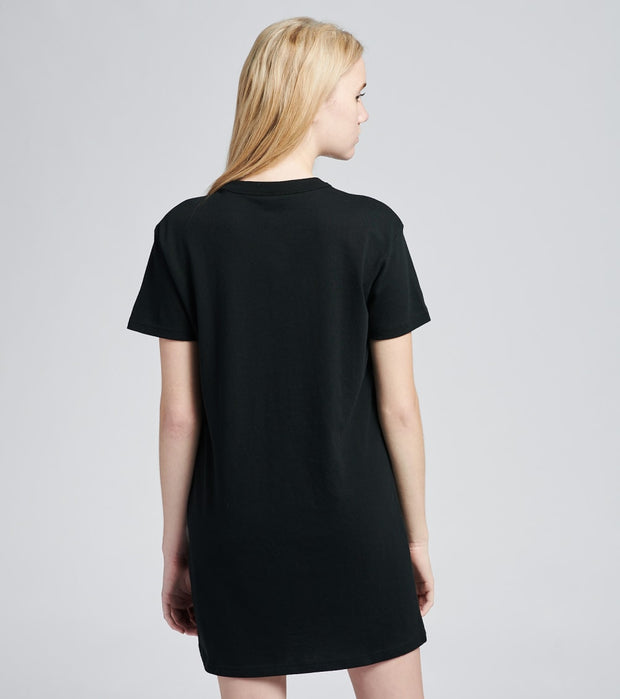 Champion  The Boyfriend Tee Dress  Black - WL5722550611-003 | Jimmy Jazz