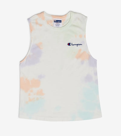 Champion  Boyfriend Muscle Cloud Dye Tee  Multi - WL5766550611-1G5 | Jimmy Jazz