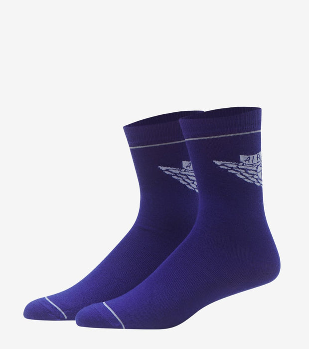 Jordan  Jordan Sock 2PK  Blue - XJ0123-B47 | Jimmy Jazz