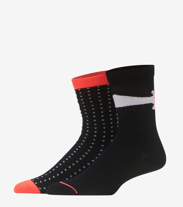 Jordan  Jordan Socks 2PK  White - XJ0232-001 | Jimmy Jazz