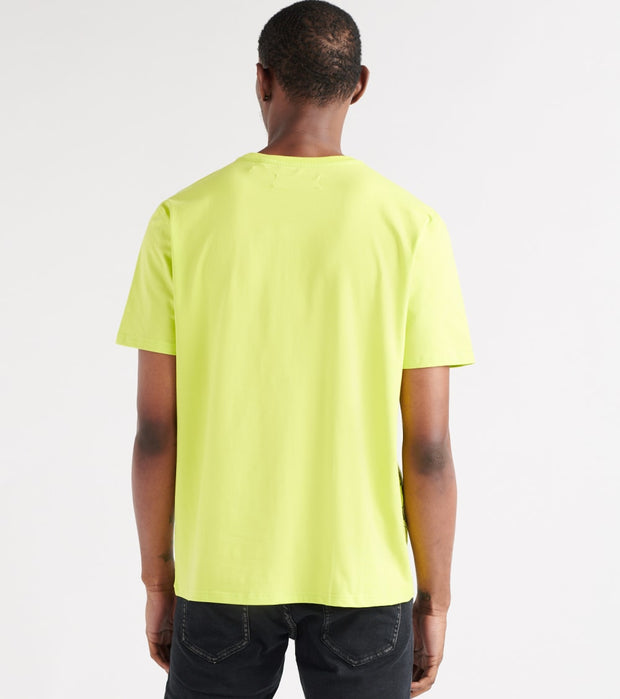 Black Pyramid  BPX Tee  Green - Y1161985-GRN | Jimmy Jazz