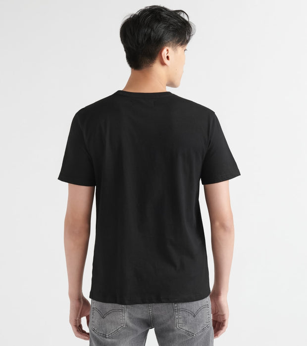 Black Pyramid  Flex Tee  Black - Y1162151-BLK | Jimmy Jazz