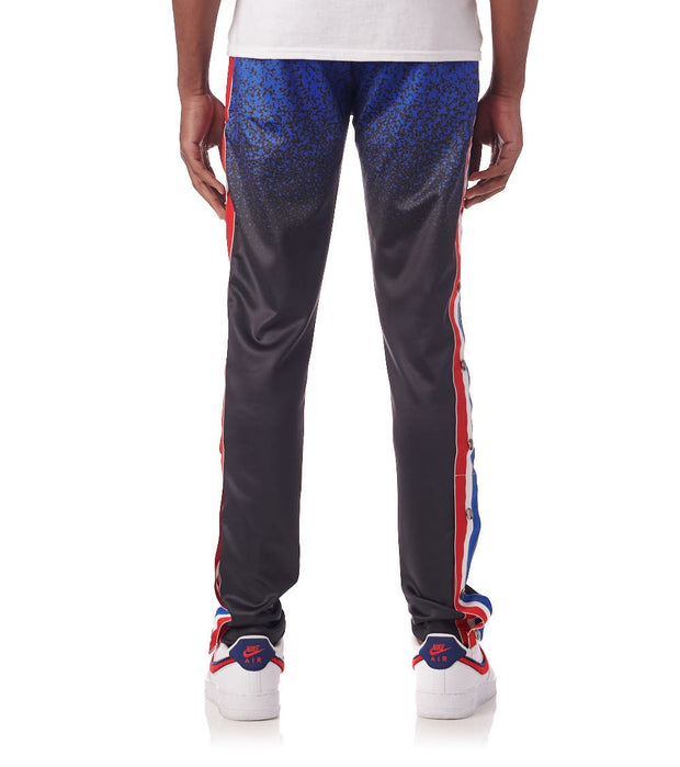 Black Pyramid  Baseball Track Pant  Black - Y4161096-BLK | Jimmy Jazz