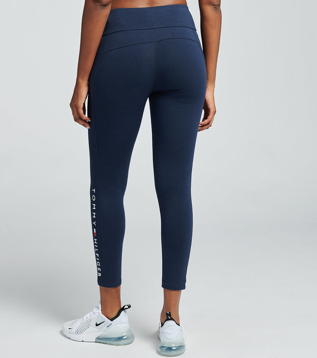 Full Length Logo Leggings