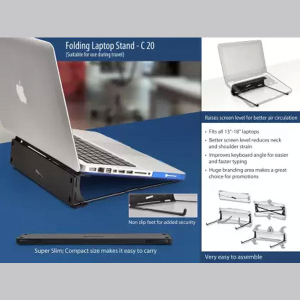 Load image into Gallery viewer, Powerplus Laptop Stand - FOXBOXSTORES