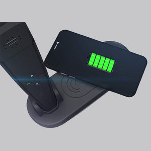 Wireless Charger with Handset - FOXBOXSTORES