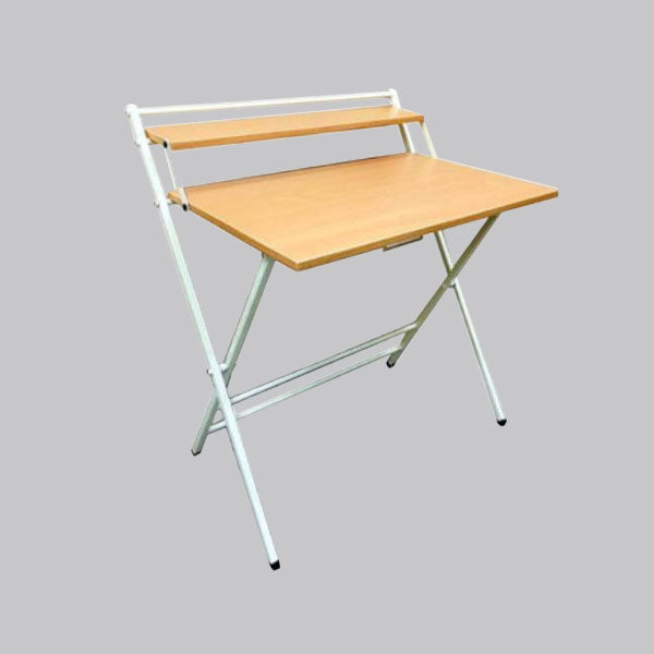 Folding Office Study Table - FOXBOXSTORES