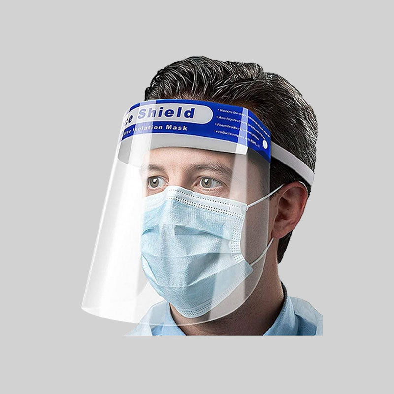 Face Shield P2 - 5 Pcs - FOXBOXSTORES