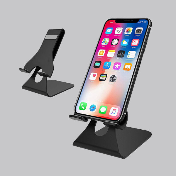Anodized Aluminium Mobile Phone Stand Holder
