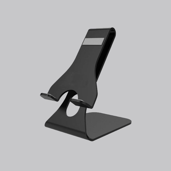 Anodized Aluminium Mobile Phone Stand Holder - FOXBOXSTORES