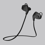 SoundBot SB565-BLK/BLK Stereo Bluetooth 4.0 Wireless Headset