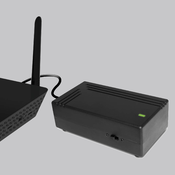 INSTAPLAY WiFi Router UPS uniterrupted Power Backup for 12V/2A WiFi Router