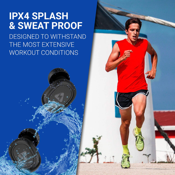 INSTAPLAY Power Shots Latest True Wireless in-Ear Earbuds - FOXBOXSTORES