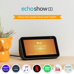 Introducing Echo Show 5 - FOXBOXSTORES