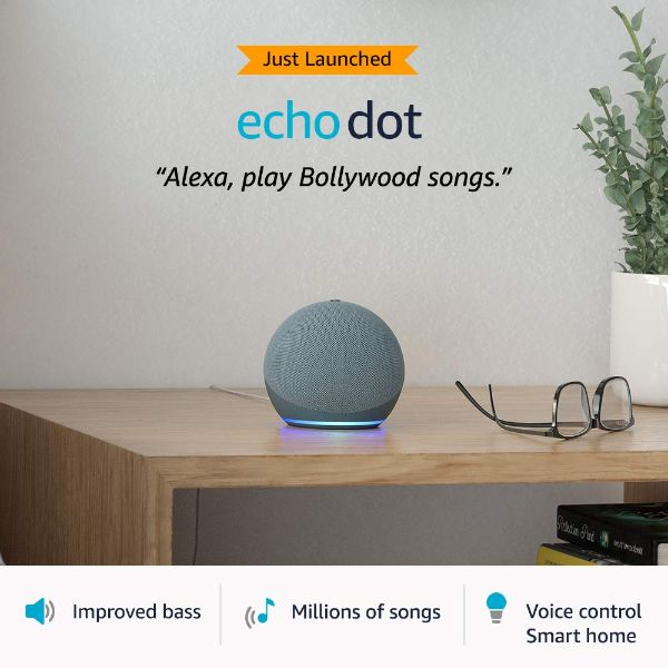 All-new Echo Dot (4th Gen)