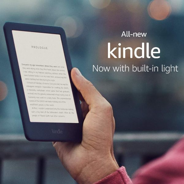 "All-New Kindle (10th Gen), 6"" Display now with Built-in Light, 4GB, Wi-Fi"