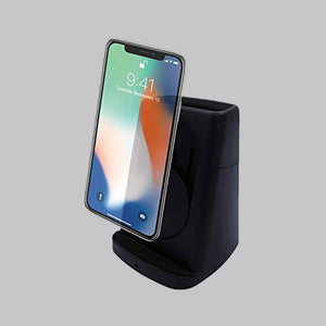 Pen Stand with Wireless Charger - FOXBOXSTORES