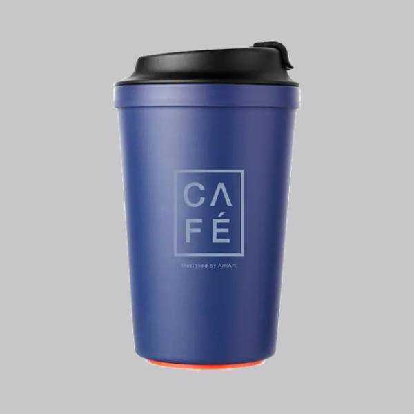 Idea Cafe No Spill Mug - FOXBOXSTORES