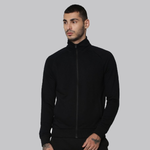 Jack & Jones Men's Austin Black Hoodie