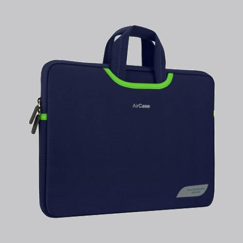 Airplus Aircase 15.6 Inch Neoprene Protective Handle Sleeve For Laptop